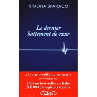 Le dernier battement de cœur de Simona Sparaco