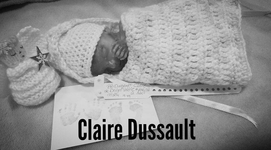 Claire, mon étincelle d'amour